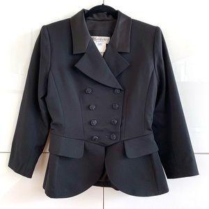 Vintage 1990's Yves Saint Laurent Military Jacket